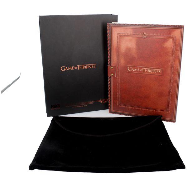 Cuaderno Seven Kingdoms A4 Juego de Tronos