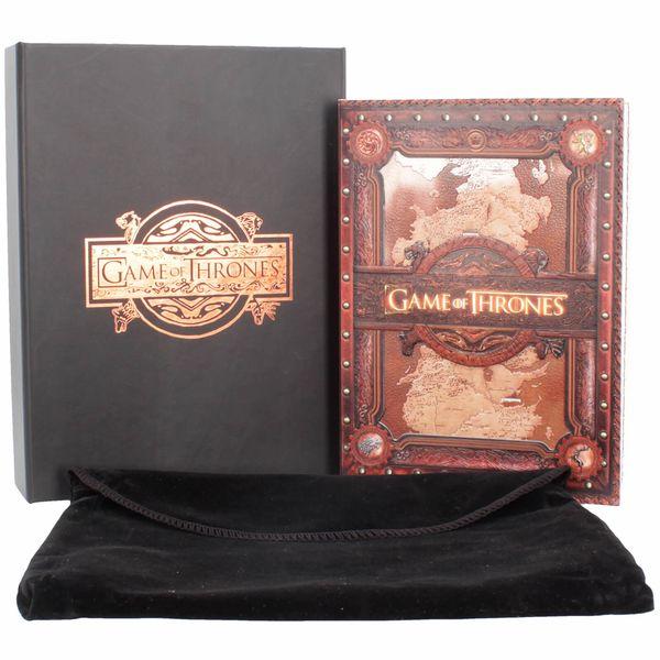 Cuaderno Seven Kingdoms A5 Juego de Tronos