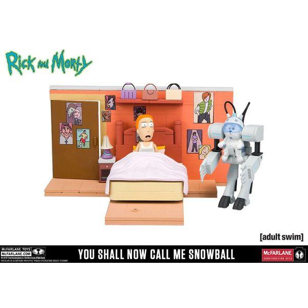 Maqueta Habitación Summer - Rick y Morty