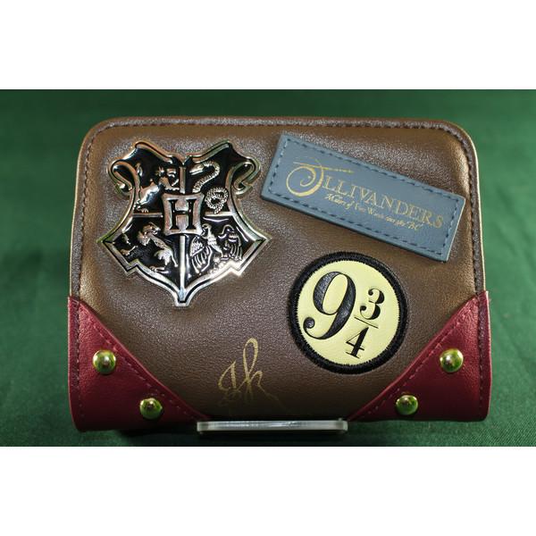Cartera Ollivanders 9 3/4 Harry Potter