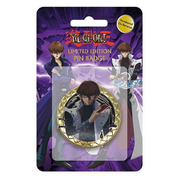 Pin Seto Kaiba Yu Gi Oh Edicion Limitada