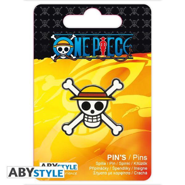 Pin Skull One Piece