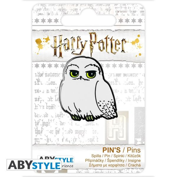 Pin Hedwige Harry Potter