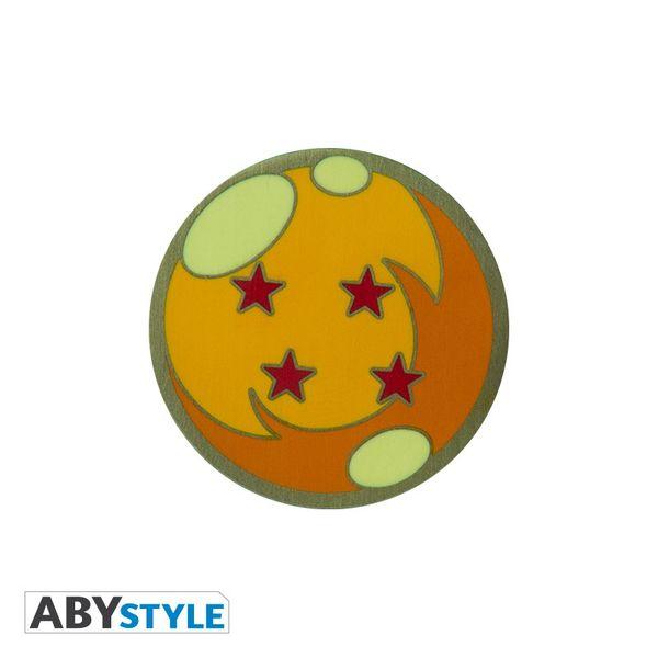 Pin Bola de Dragon 4 Estrellas Dragon Ball