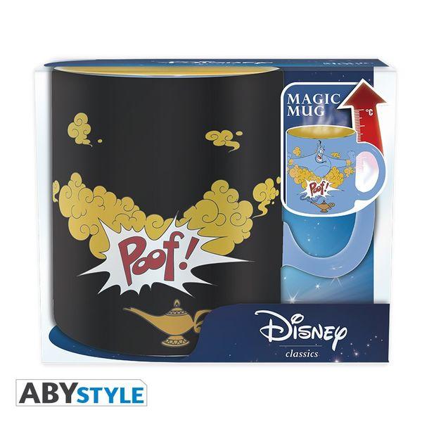 Taza Térmica Genio Aladdin Disney