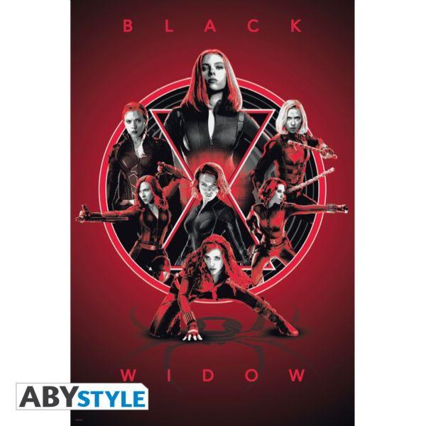 Poster Black Widow Black Widow Legacy Marvel 36 x 24 inches