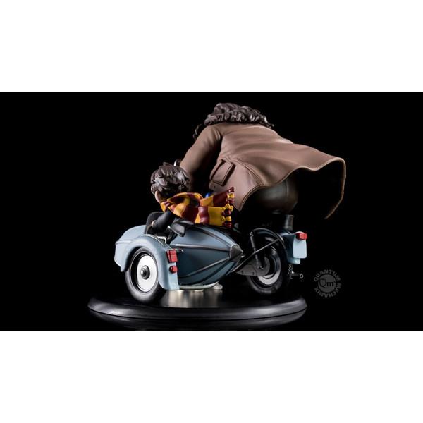 Q-Fig Harry Potter y Rubeus Hagrid edición limitada Q-Fig MAX