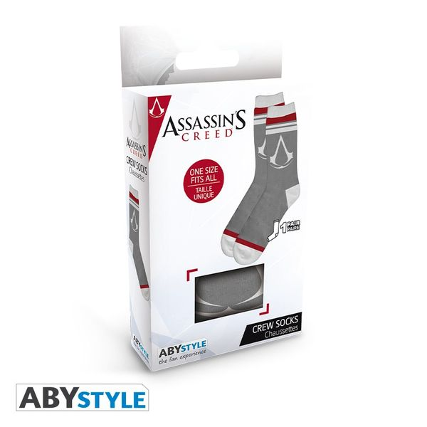 Calcetines Assassin's Creed Crest