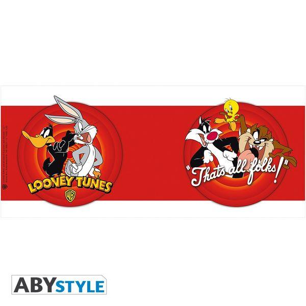 Taza Esto Es Todo Amigos Looney Tunes 320 ml