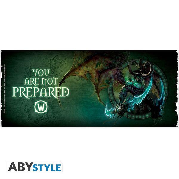Illidan Tempestira World of Warcraft Mug 320 ml