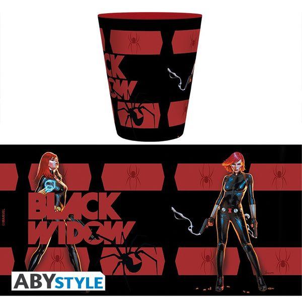 Taza Viuda Negra Marvel Comics 250 ml