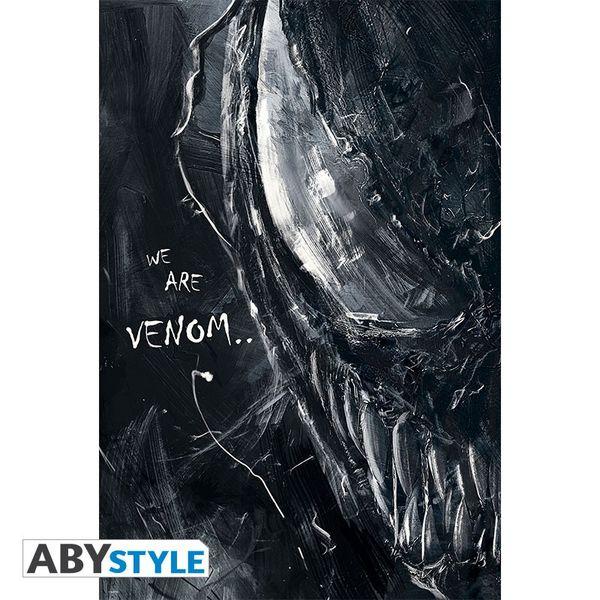 Poster We Are Venom Marvel Comics 91.5 x 61 cms