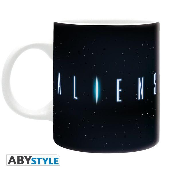 Taza Alien Reina 320ml
