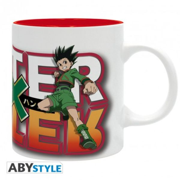 Taza Gon & Killua Hunter x Hunter 320ml
