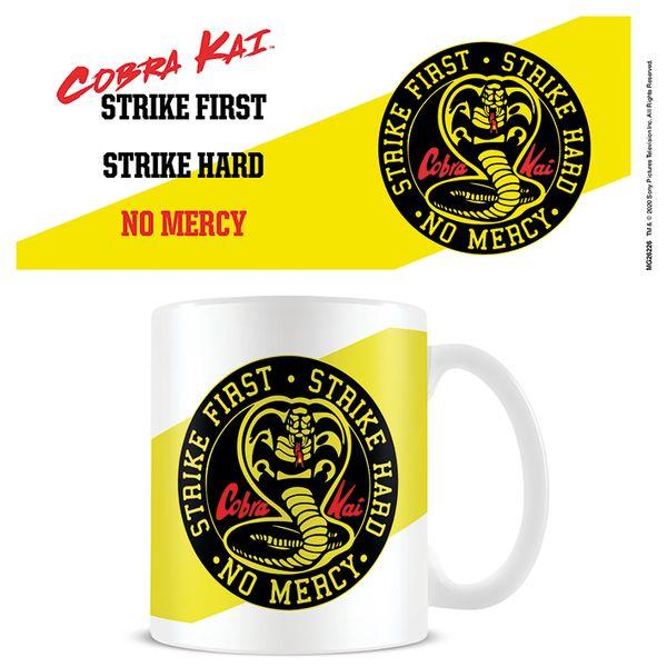 Taza No Mercy Cobra Kai