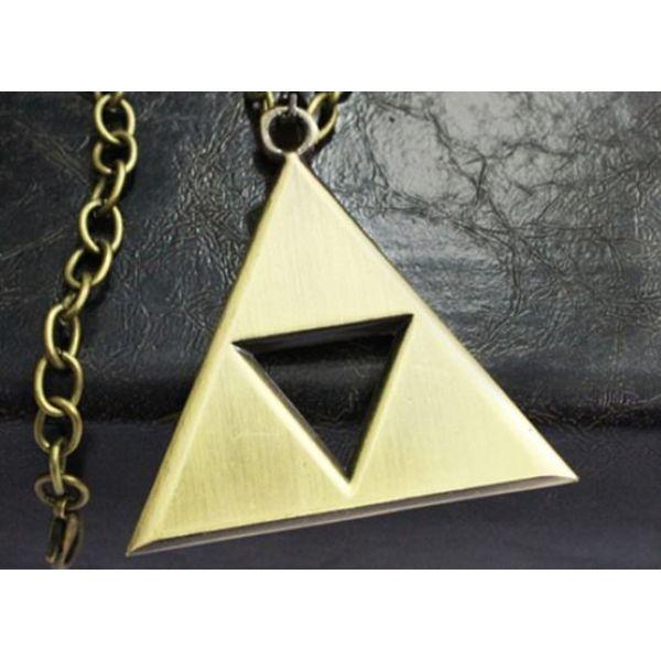 Necklace The Legend of Zelda Triforce