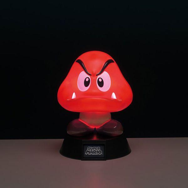 Lamp 3D goomba Super Mario Bros