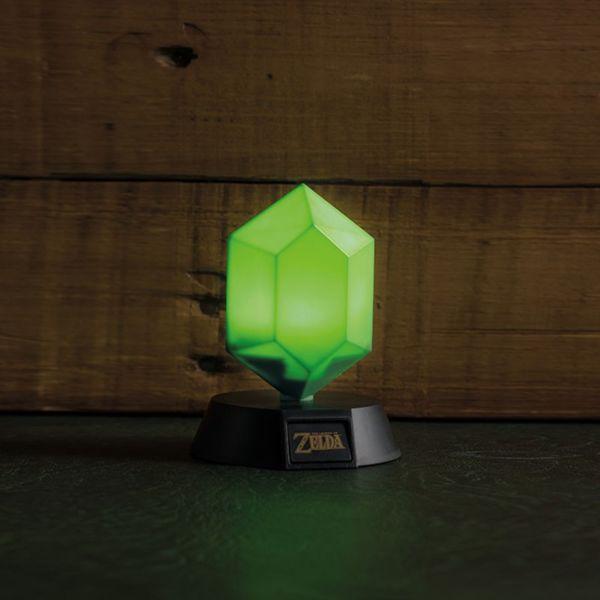 Light 3D Rupiee The Legend of Zelda