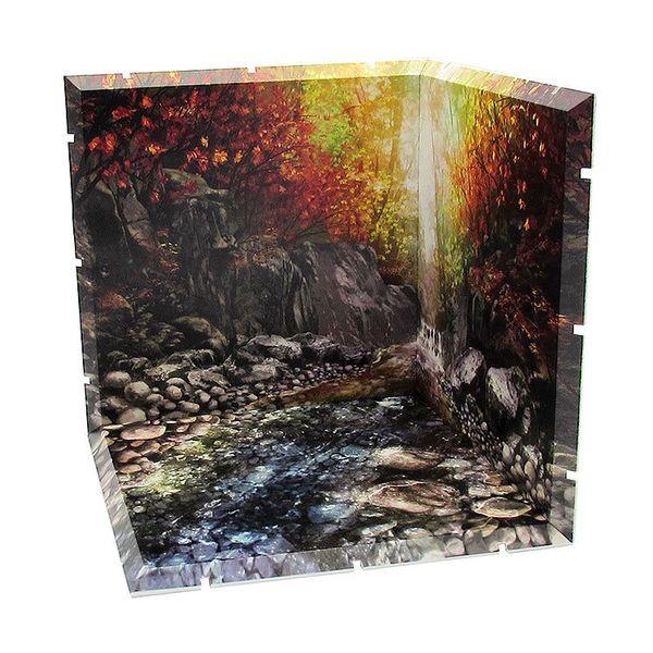 Diorama para Nendoroid y Figma Gentle Stream (Autumn)