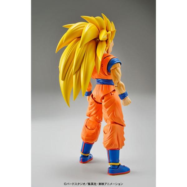 Model Kit Dragon Ball Z SSJ3 Son Goku Figure Rise Standard