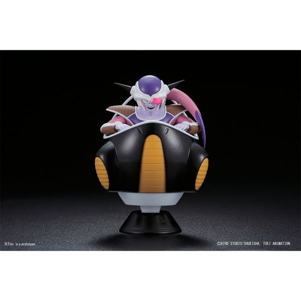 Model Kit Dragon Ball Z Freezer Hover POD Figure Rise Mechanics