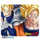 Goku & Vegeta  Mouse Pad Dragon Ball Z