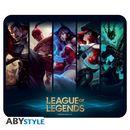 Alfombrilla League of Legends Campeones