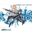 Poster Asuna & Kirito Sword Art Online SAO 52 x 38 cms