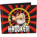 Cartera Ryu Hadoken Street Fighter