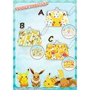 Monedero Pokemon - Pikachu & Eevee