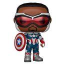 Funko Captain Falcon The Falcon and The Winter Soldier POP! 814