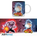 Taza Goku Ultra Instinct vs Jiren Dragon Ball Super