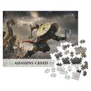 Fortress Assault 1000 Piece Puzzle Assassin's Creed Valhalla