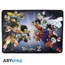 Alfombrilla Gaming Saiyans Dragon Ball Z