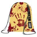 Bolso GYM  Logo Walking Dead