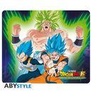 Alfombrilla Ratón Broly VS Goku & Vegeta Dragon Ball
