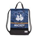 Mochila Saco Mickey Mouse Blue Disney
