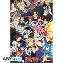 Poster Fairy tail vs other Guilds 91.5x61
