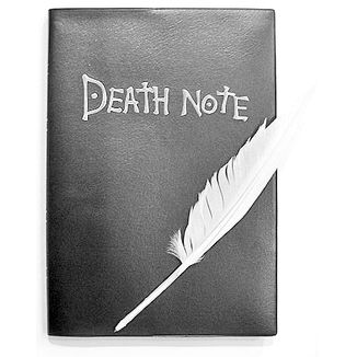 Ryuk Death Note Notebook & Pen