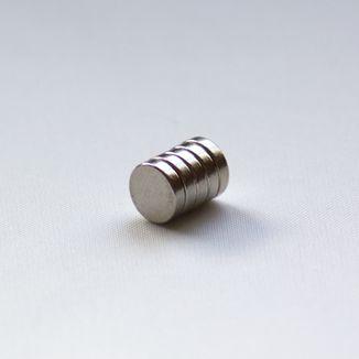 6mm Neodymium magnet. Pack of 5 pcs.