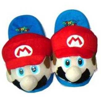 Nintendo Slippers - Mario