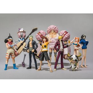 One Piece Trading Figure Film Z the movie display One Piece