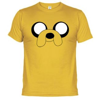 T-Shirt Adventure Time - Jake