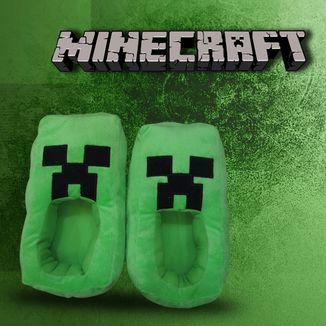 Creeper Slippers Minecraft