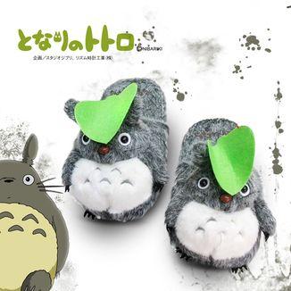 Totoro Slippers #1