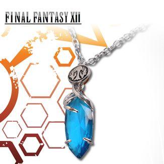 Final Fantasy X-2  Necklace - Yuna Blue