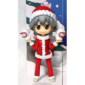 Figura Evangelion - Kaworu Christmas Petit School Eva