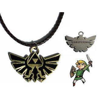 Zelda Necklace Triforce #02
