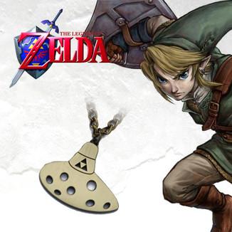 Colgante Zelda - Ocarina