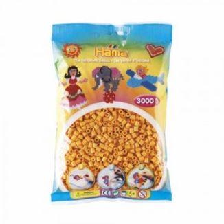 Bolsa de Hama midi marrón Winnie the pooh/Teddybear brown de 3000 piezas